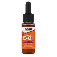 E-Oil - Naturalna Witamina E (30 ml) NOW Foods