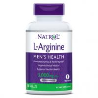 L-Arginina 1000 mg (90 tabl.) Natrol