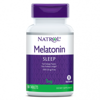 Melatonina 1 mg (90 tabl.) Natrol