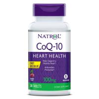 Koenzym Q10 100 mg (30 tabl.) Natrol
