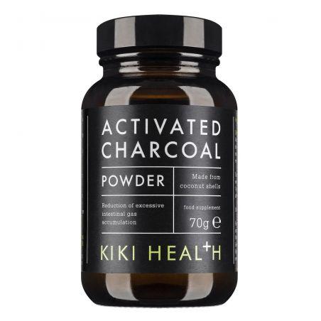 Aktywny Węgiel Drzewny - Activated Charcoal (70 g) Kiki Health