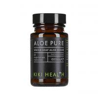 Aloe Pure - Liofilizowany Aloes 600 mg (20 kaps.) Kiki Health