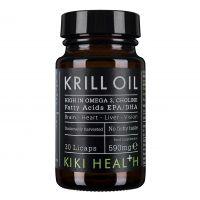 Krill Oil - Olej z Kryla 590 mg (30 kaps.) Kiki Health