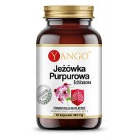 Jeżówka Purpurowa Echinacea (60 kaps.) Yango