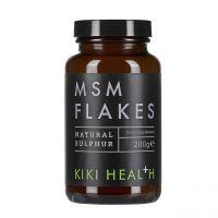 MSM Flakes - Metylosulfonylometan (200 g) Kiki Health