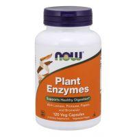 Plant Enzymes - Enzymy roślinne (120 kaps.) Now Foods