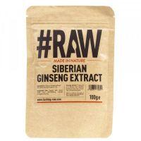 Żeń-szeń syberyjski - ekstrakt 10:1 (100 g) RAW series
