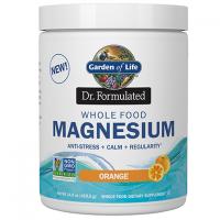Whole Food Magnesium - Magnez + 3 szczepy bakterii (419.5 g) Garden of Life