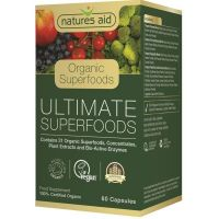 BIO Ultimate Superfoods (60 kaps.) Natures Aid