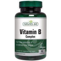 Witamina B Complex (90 tabl.) Natures Aid