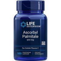 Palmitynian Askorbylu 500 mg (100 kaps.) Life Extension