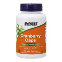Żurawina - Cranberry Caps (100 kaps.) NOW Foods