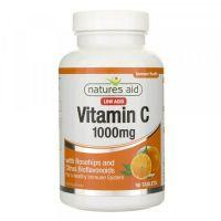 Witamina C 1000 mg (90 tabl.) Natures Aid