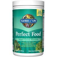 Perfect Food Super Green Formula - Mieszanka Zielonej Żywności (300 g) Garden of Life
