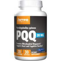 PQQ Pirolochinolinochinon 20 mg (30 kaps.) Jarrow Formulas