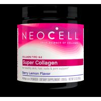Super Collagen - Hydrolizowany Kolagen Wołowy Typ I i III (190 g) NeoCell