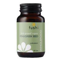 BIO Fenugreek Seed - Kozieradka 540 mg (60 kaps.) Fushi