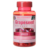 Grapeseed - Ekstrakt z Pestek Winogron 50 mg (100 kaps.) Holland & Barrett
