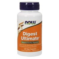 Digest Ultimate - Enzymy Trawienne (60 kaps.) NOW Foods