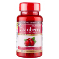 Żurawina - Cranberry 252 mg (100 tabl.) Holland & Barrett