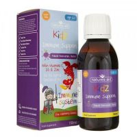 Kidz Immune Support - Wzmocnienie Odporności dla dzieci (150 ml) Natures Aid