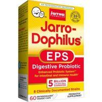 Probiotyk Jarro-Dophilus EPS - 8 szczepów bakterii (60 kaps.) Jarrow Formulas