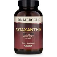 Astaxanthin - Astaksantyna 4 mg (90 kaps.) Dr Mercola
