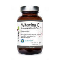 Witamina C liposomalna LipoCellTech (60 kaps.) KenayAG
