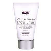 Krem Wrinkle Rescue™ Moisturizer (57 g) NOW Foods