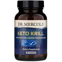 Keto Krill - Olej z Kryla z MCT (60 kaps.) Dr Mercola