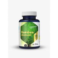 Bamboo Ekstrakt - Ekstrakt z Pędów Bambusa (120 kaps.) Hepatica