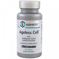 Ageless Cell™ - N-acetylo-L-Cysteina (NAC) + EGCG + Mirycetyna + Gamma tokotrienol (30 kaps.) Life Extension