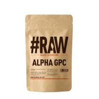 Alpha GPC - L-Alfa-Glicerylofosforylcholina (100 g) RAW series