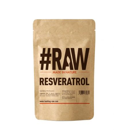 Resveratrol (250 g) RAW series
