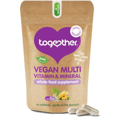 Witamina B12 (Vegan Multi Vitamin & Mineral) (60 kaps.) Together