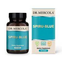 Niebieska Spirulina Spiru-Blue (120 tabl.) Dr Mercola