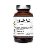 FisQNAD - fisetin + teaflawina + kwercetyna (60 kaps.) Kenay