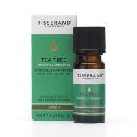 100% Olejek eteryczny zbierany etycznie z Drzewa Herbacianego (Tea Tree) - Drzewo Herbaciane (9 ml) Tisserand