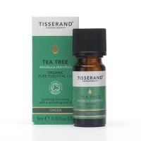 100% Olejek z Drzewa Herbacianego (Tea Tree) - BIO Drzewo Herbaciane (9 ml) Tisserand