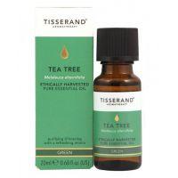 100% Olejek eteryczny zbierany etycznie z Drzewa Herbacianego (Tea Tree) - Drzewo Herbaciane (20 ml) Tisserand