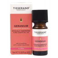 100% Olejek Geraniowy (Geranium) - Pelargonia (9 ml) Tisserand
