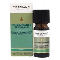100% Olejek Rumiankowy (Chamomile Roman) - Rumianek zbierany etycznie (9 ml) Tisserand