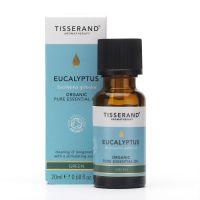 100% Olejek Eukaliptusowy (Eucalyptus) - BIO Eukaliptus (20 ml) Tisserand