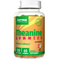 Theanine Gummies - L-Teanina 100 mg (60 żelek) Jarrow Formulas