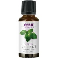 100% Olejek z Paczuli (Patchouli) (30 ml) NOW Foods