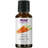 100% Olejek z nasion Marchewki - Carrot Seed Oil (30 ml) NOW Foods
