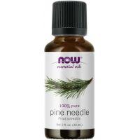 100% Olejek z igieł sosnowych (Pine needle) - Sosna  (30 ml) NOW Foods