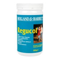 Regucol - Babka Płesznik + Inulina + Lactobacillus Acidophilus + Bifidobacterium Bifidum (350 g) Holland & Barrett