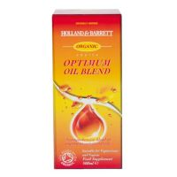 Optimum Oil Blend - Kompleks odżywczych olejów (500 ml) Holland & Barrett