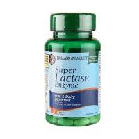 Super Lactase Enzyme - Enzym Laktaza (60 kaps.) Holland & Barrett